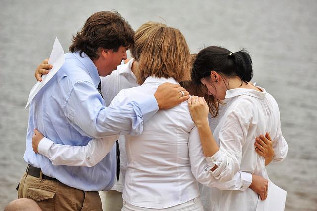 Крещение 25 августа 2013 года