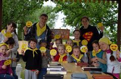 Детский лагерь июнь 2016