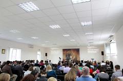 Сессия школы. Май 2012