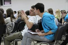 Сессия школы. Декабрь 2011