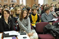 Сессия школы. Январь 2009